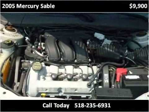 2005 Mercury Sable Used Cars Troy NY