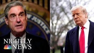 Special Counsel Robert Mueller Submits Report To Attorney General | NBC Nightly News