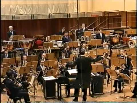 "De Meij: ""The Big Apple""- I° parte - Civica Orchestra di Fiati di Milano"