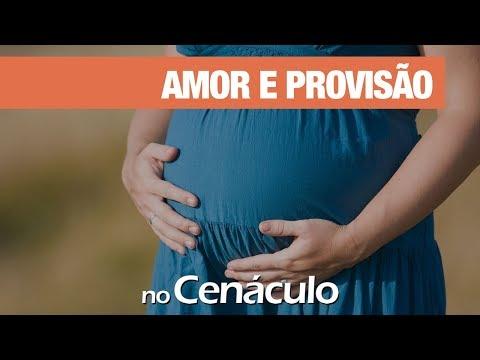 Amor e provisão | no Cenáculo 08/11/2019