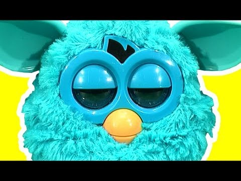 FURBY Dead Frozen or Broken ? FREE Fix Reset Trick Video