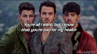 Jonas Brothers - Trust (Lyrics)