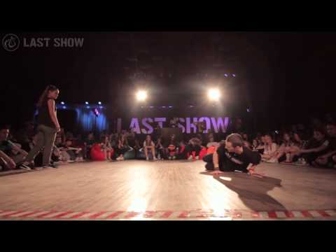 LAST SHOW HIP-HOP BATTLES | In Top 16 | Костя vs. Мелкая [ May 11, Smolensk ]