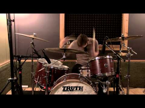 Kenny Bozich - Paramore - ignorance Drum Cover video