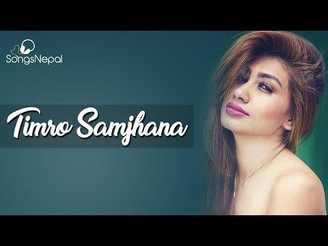 Timrai Samjhanama - Tarabir Pandey | New Adhunik Nepali  Song 2017