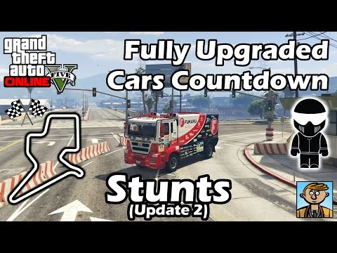 Fastest Cunning Stunts DLC Vehicles (Update 2) - Best Fully Upgraded Cars In GTA Online