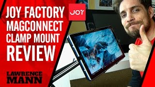 Joy Factory Magconnect Clamp Mount For Surface Pro, iPad Pro & more