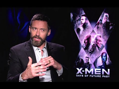 Hugh Jackman Interview - X-Men: Days of Future Past (2014) JoBlo.com HD