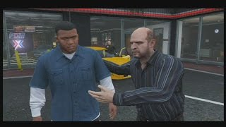 GTA 5 Mission 3 Full game Walktrought Gameplay XBOX 360 PS 3 PC
