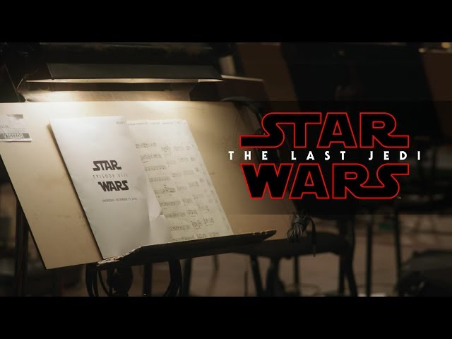 Star Wars The Last Jedi  Score Only Featurette