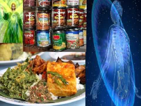 Còdigos  De Sanacion Para La Comida y Salud - mensaje de Arcangel Rafael