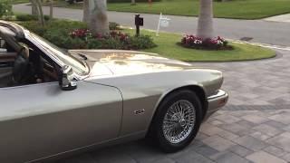 1996 Jaguar XJS Convertible for sale by Auto Europa Naples MercedesExpert com