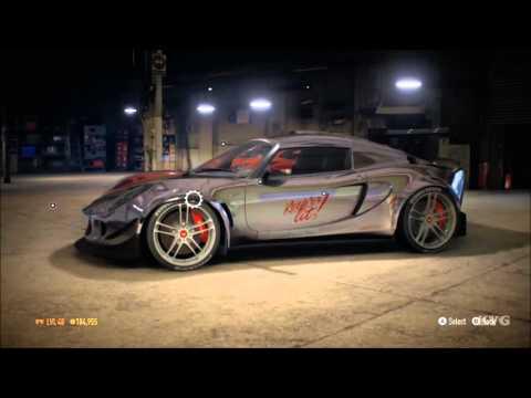 Need For Speed 2015 - Lotus Exige S 2006 - Tuning & Free Roam Gameplay (XboxONE HD) [1080p]