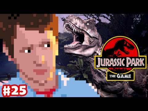 Jurassic Park: The Game - Part 25 - Paleozoic Puzzle