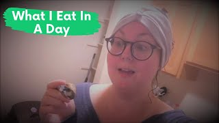 What I Eat In A Day... 1200 Calorie Diet