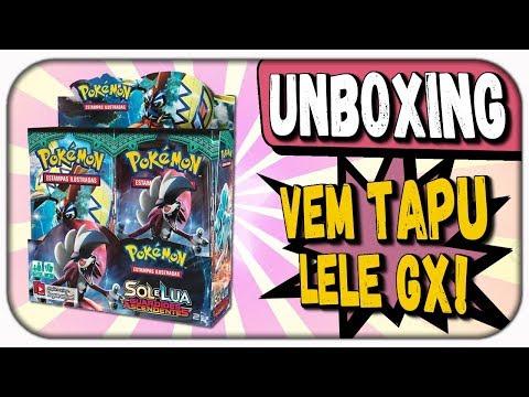 UNBOXING Bonito, UNBOXING Formoso! Booster BOX SM2 + PROMOÇÃO TOP!