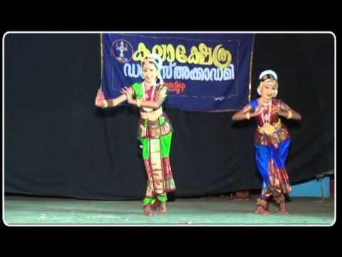 Alaipayuthe Bharathanatyam Padam,kalakshetra Dance Accadamy Karoor,ambalappuzha video