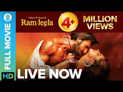 Goliyon Ki Raasleela Ram-Leela  | Full Movie LIVE On Eros Now | Ranveer Singh & Deepika Padukone