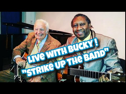 Ron Jackson Fast Jazz Guitar Solo with Bucky Pizzarelli and Ed Laub