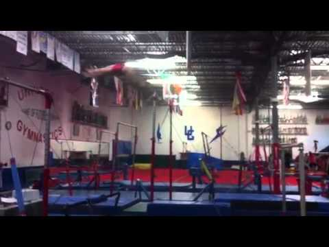 Danell Leyva 17.2 Start Value High Bar