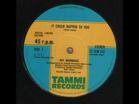 Ray Munnings - It Can Happen To You