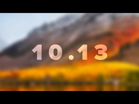 High Sierra: Everything You Need to Know
