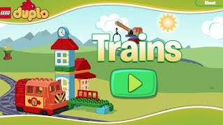 LEGO DUPLO Train - Lego Games for Kids