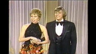 Richard Carpenter with Carol Burnett