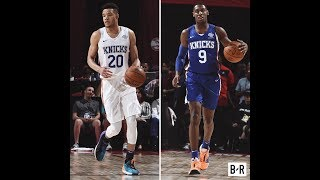 RJ Barrett (21 PTS) & Kevin Knox (25 PTS) Were A Problem vs. the Lakers | NBA Summer League