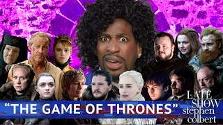 Jon Batiste's 'The Game Of Thrones' Song