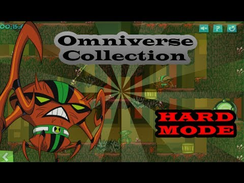 Ben10 Omniverse Collection – Brainstorm ( Hard Mode ) So complicated
