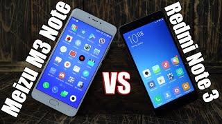 Meizu M3 Note vs Xiaomi Redmi Note 3: сравнения хитов! Какой лучше? - review- отзывы