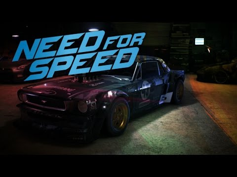 Need For Speed 2015 - Обновление