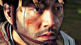 GHOST OF TSUSHIMA Gameplay Demo (E3 2018) PS4