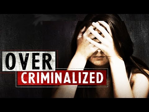 The War On People • Overcriminalized #2: Substance Abuse • BRAVE NEW FILMS: JUSTICE