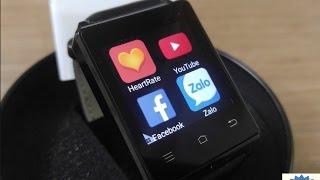 Đồng hồ thông minh kết nối Wifi,3G,GPS (SM-D06)