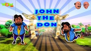 John The Don - Compilation Part 2 - 30 Minutes of Fun! As seen on Nickelodeon As seen on Nickelodeon