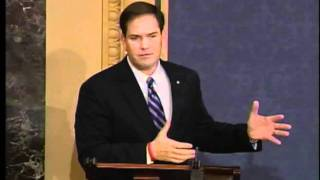 "Sen. Rubio: ""Save the Whole House or It Will All Burn Down"""