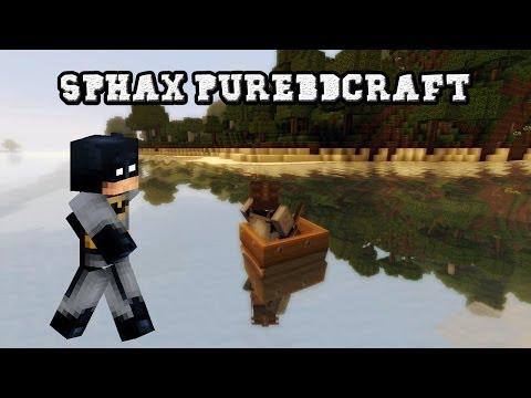 Descargar e Instalar pack de texturas Sphax PureBDCraft para Minecraft 1.7.2 y 1.7.4