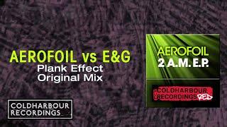 Aerofoil - Plank Effect Original Mix