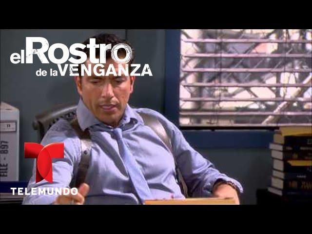 El Rostro de la Venganza - El Rostro / Capítulo 155 (1/5) / Telemundo