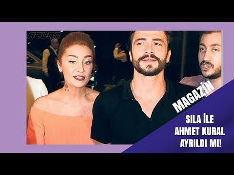 Sıla ile Ahmet Kural ayrıldı mı!