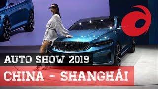 Auto Show Shanghái 2019 | China | Primera parte