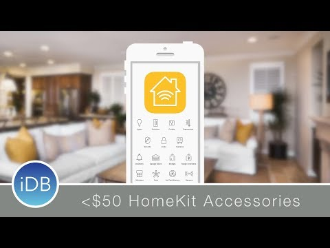 Affordable HomeKit Products Under $50 - Holiday Smart Home Roundup
