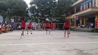 Giao lưu bóng chuyền nữ giáo viên và học sinh (Séc 1)