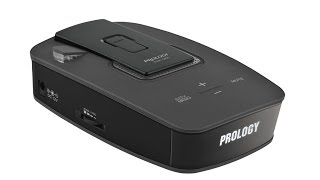Prology iScan-5050 радар-детектор с GPS