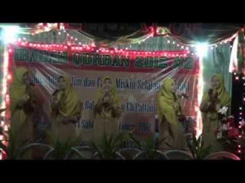 Orang Thailand Nyanyi Lagu Kalau Tuhan Dikenali Dari Mawaddah