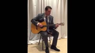 Train Marry Me Instrumental Acoustic Guitar
