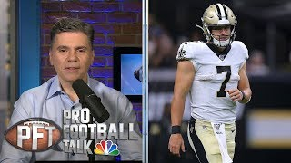 Saints' Taysom Hill is more than just gimmick quarterback | Pro Football Talk | NBC Sports