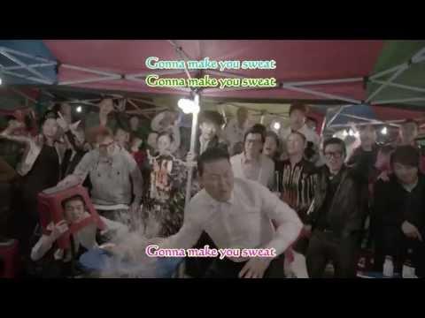 Psy - Gentleman [kor+rom+eng] video